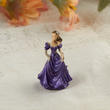 "Elegant ""Lady in Purple"" Mini Doll"