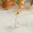 "Elegant ""Lady in White"" Mini Doll"
