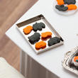 Dollhouse Miniature Halloween Cookie Tray
