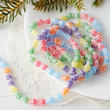 Sugar-Look Candy Garland