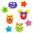 Monster Mash Buttons