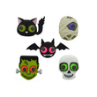 Dress It Up Halloween Jeepers Peepers Buttons