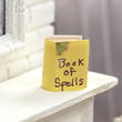 "Dollhouse Miniature ""Book of Spells"" Book"
