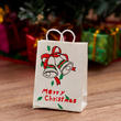 Miniature Christmas Shopping Bag