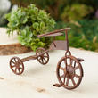 Miniature Rustic Tricycle