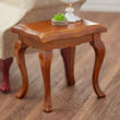 Dollhouse Miniature Victorian Lamp Table