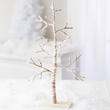 Woodland Faux Wool Wrapped Tree