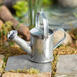 Miniature Galvanized Tin Watering Can