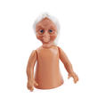 Granny Air Freshener Doll - True Vintage