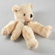 "Tan 10-12"" Plush Bear Parts - True Vintage"