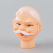 Grandpa or Santa Doll Head - True Vintage