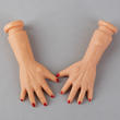 Plastic Witch Doll Hands - True Vintage