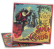 Miniature Visit Of Santa Claus Game Board