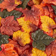 Assorted Artificial Fall Grape Leaves