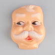 Santa Claus Doll Face - True Vintage
