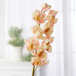 Pink Artificial Pink Orchid Stem