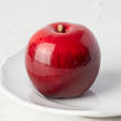 Red Artificial Apple