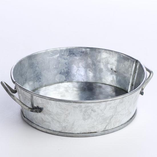 Galvanized Cake Pan