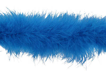 Turquoise Marabou Feather Boa Bachelorette Party Supplies Wedding