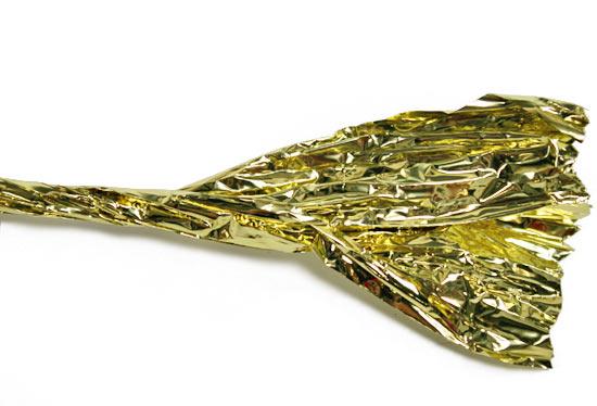 How To Use Metallic Twist Craft Paper