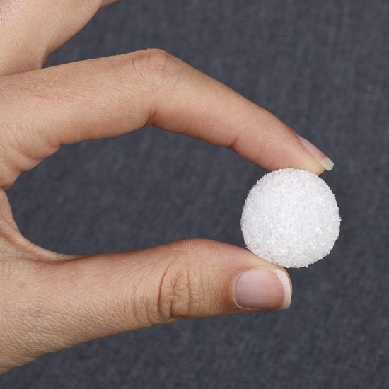 1 styrofoam balls styrofoam basic craft supplies for Crafts with styrofoam balls for kids