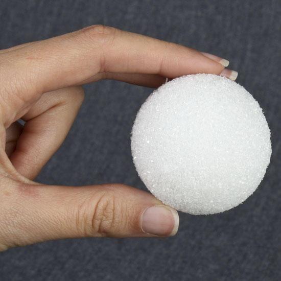 2 styrofoam ball styrofoam basic craft supplies for Crafts with styrofoam balls for kids