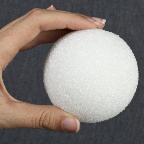 Styrofoam ball crafts car interior design for Crafts with styrofoam balls for kids