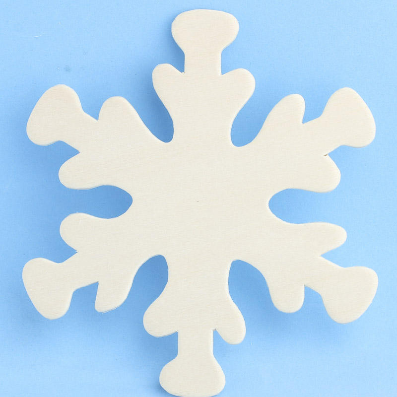 Snow and Snowflake Arts and Crafts - Creative Snowflakes