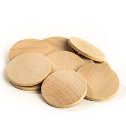 precut wood rounds