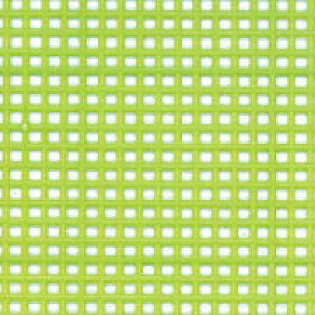 Green plastic mesh canvas sheets plastic canvas basic - Plastic netting for crafts ...