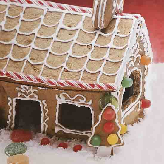 Make Your Own Gingerbread House Bake Set Cookie Cutters