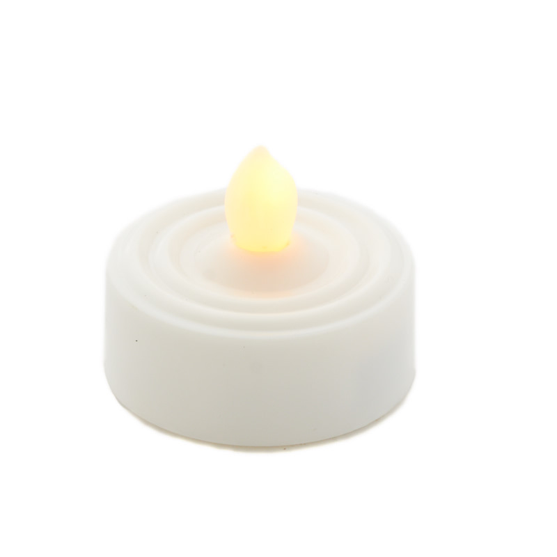 Led Battery Operated Flickering Tea Light Candle Candles And Accessories Primitive