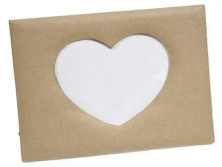 paper mache heart photo frame paper mache basic craft. Black Bedroom Furniture Sets. Home Design Ideas