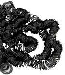 Black Ringlet Doll Hair