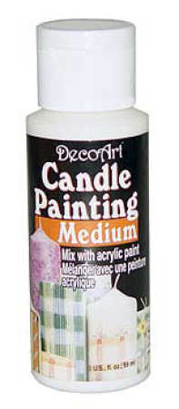 2oz deco art candle painting medium mediums and finishes