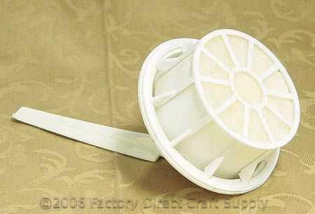White Styrofoam Wedding Bouquet Holder