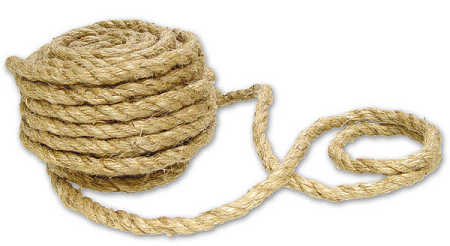 All Natural Sisal Rope