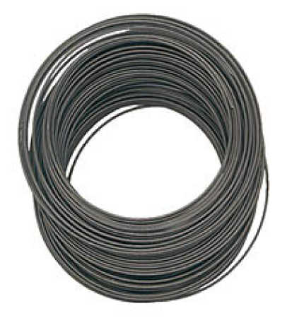Black Craft Wire - Wire - Rope - String - Basic Craft Supplies ...