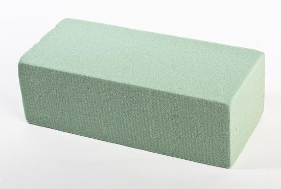 Green Floral Foam Block Design Accessories Supplies Craft