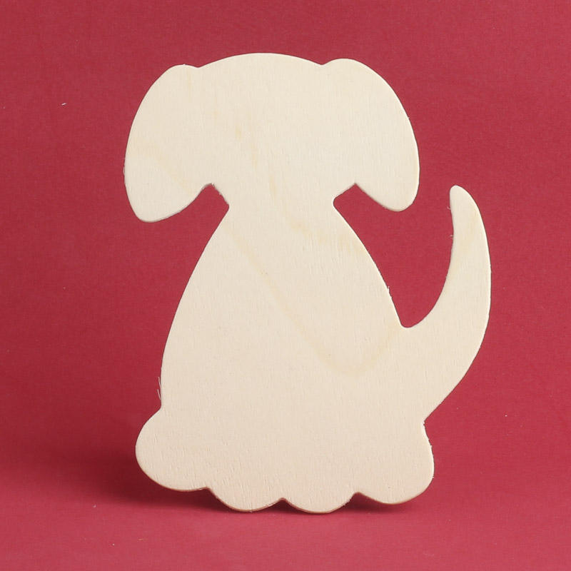 Wood Animal Cutouts For Crafts