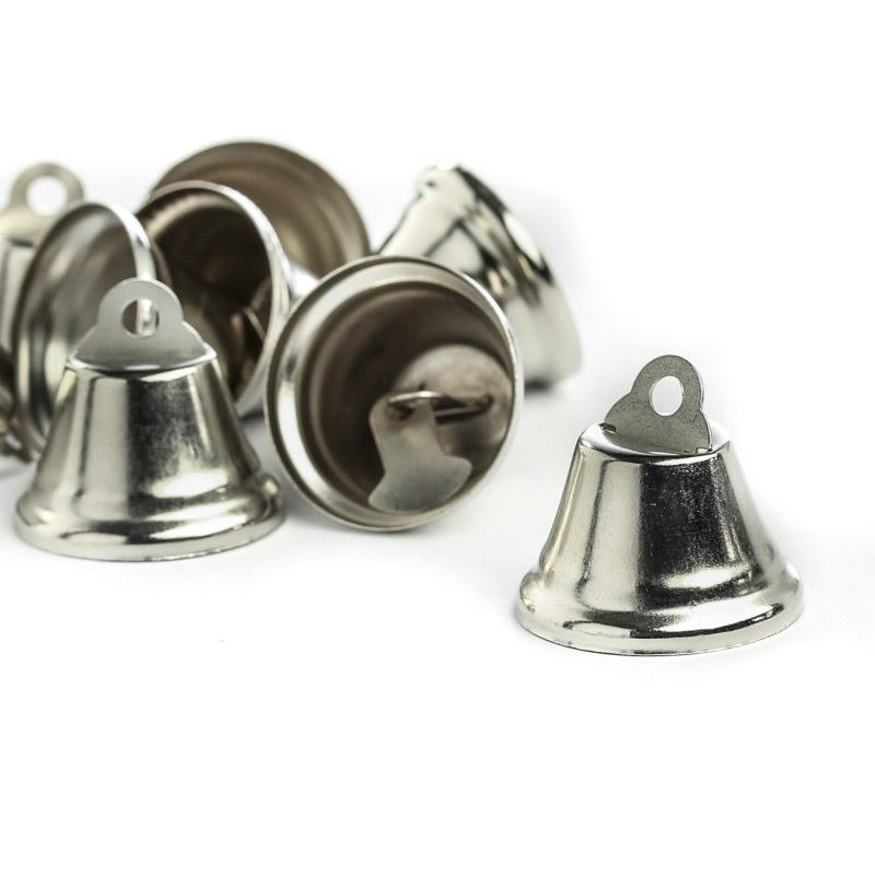 Silver Liberty Bells Bells Basic Craft Supplies
