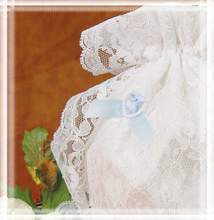 Lace and Satin Brides Purse Dance Money Bag Money Bags Bridal Purses