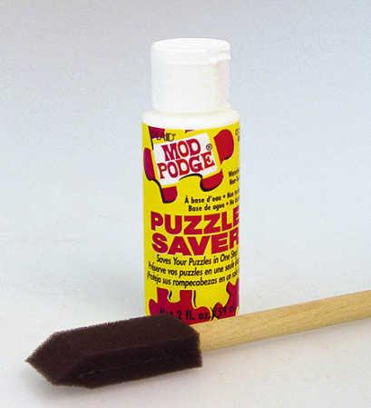 Mod Podge Puzzle Saver Kit
