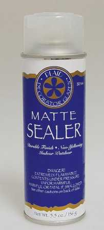 Plaid matte sealer mediums and finishes painting for Matte paint sealant