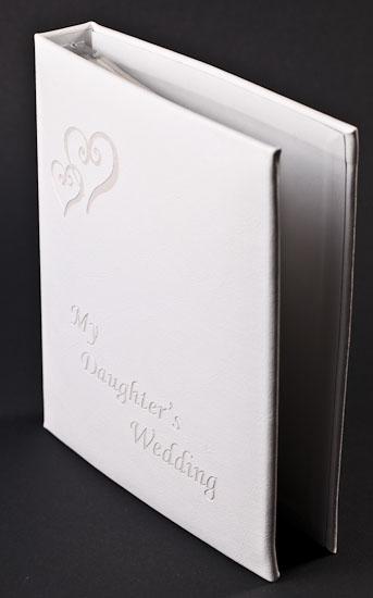 """Item# VL42 """"My Daughter's Wedding"""" Photo Album ..."""
