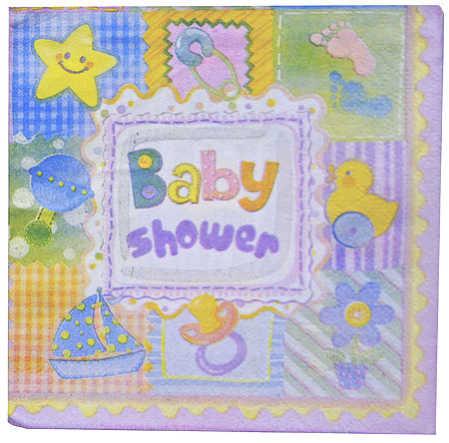 Quilt Shower Favor Ideas | just b.CAUSE