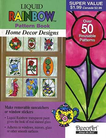 Glass window patterns paint kit Kids' Arts & Crafts Supplies | Bizrate