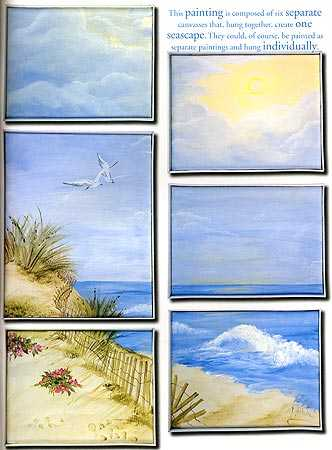 One Stroke Landscapes Donna Dewberry Painting Book Craft Books