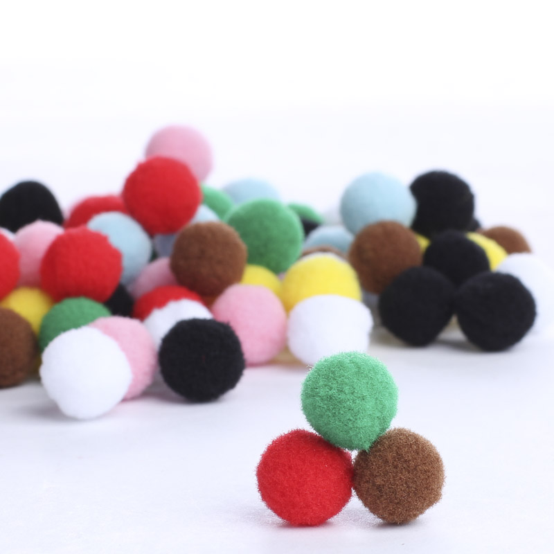 multicolor craft pom poms craft pom poms kids crafts