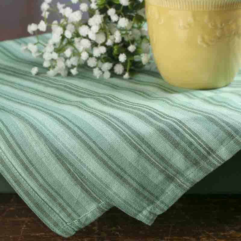 Dish Towel Sale: Sea Breeze Stripe Dish Towel